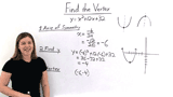 How Do You Find the Vertex of a Quadratic Function?