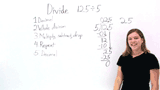 How Do You Do Long Division with Decimals?