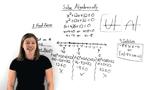 How Do You Solve a Quadratic Inequality Algebraically?