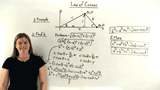 What is the Law of Cosines?