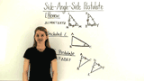 What is the Side-Angle-Side Postulate for Triangle Congruence?