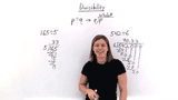 What Does Divisibility Mean?