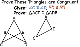 Overlapping congruent triangles worksheet answers